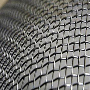 Stainless Steel Crimp Mesh